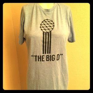 The Big D t-shirt